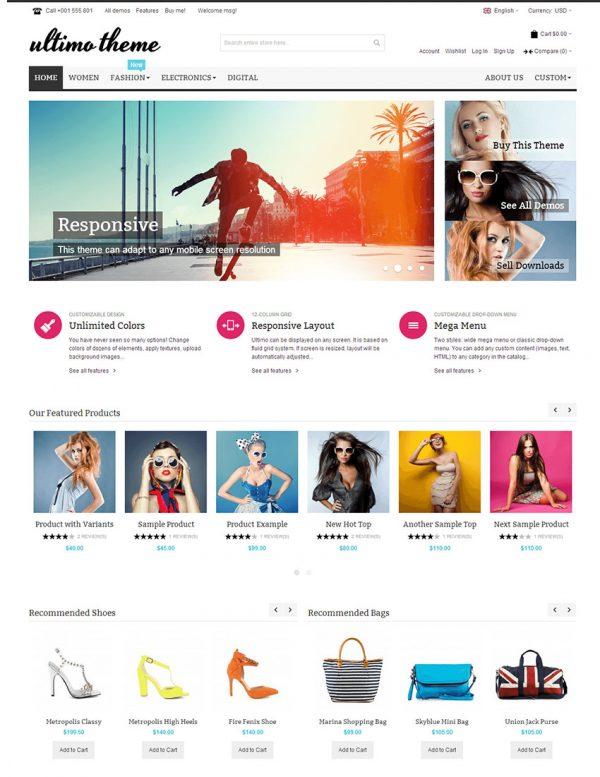 e-commerce (tienda on line)